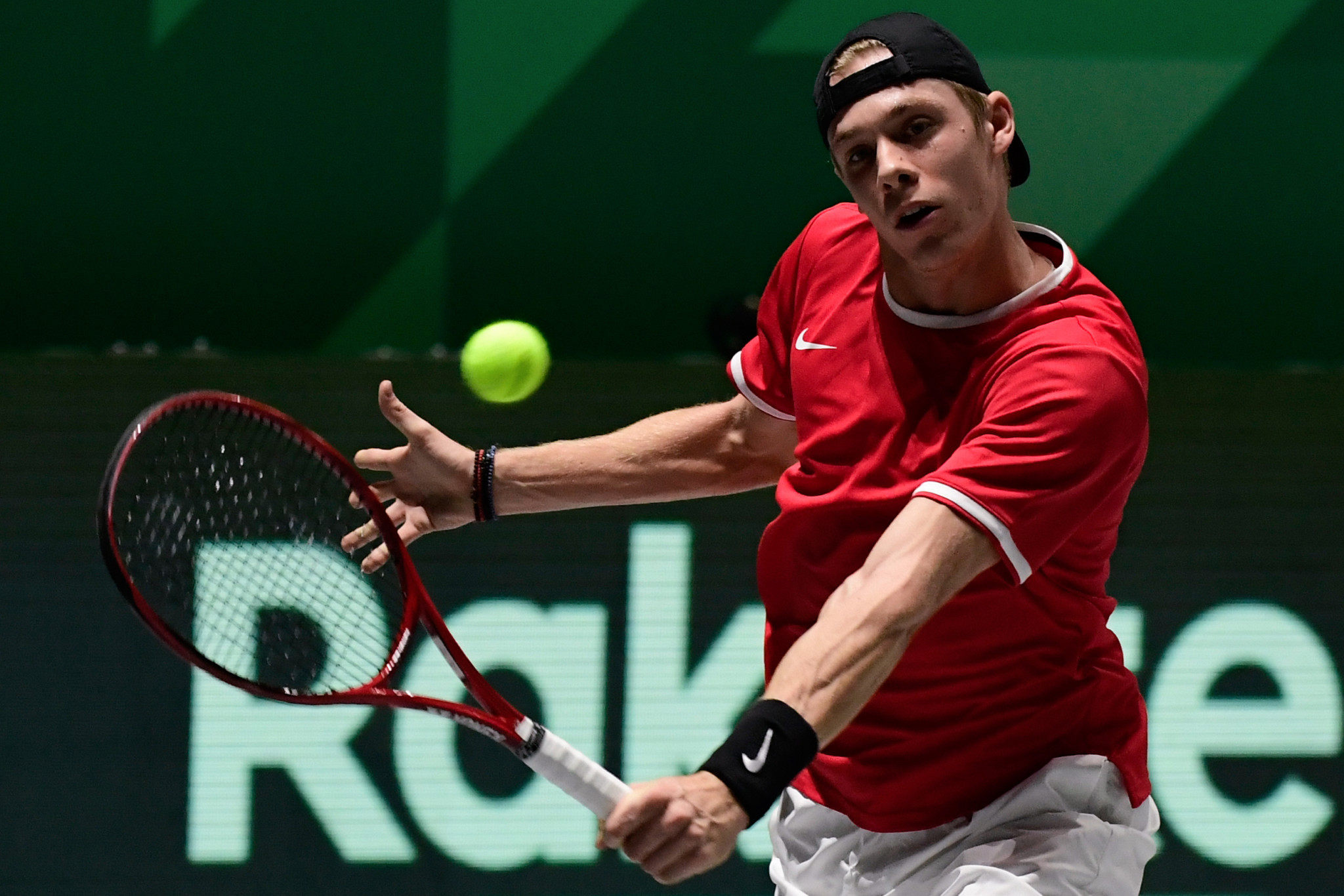 Canada beat the US to reach the quarter-finals of the Davis Cup in Madrid ©Getty Images