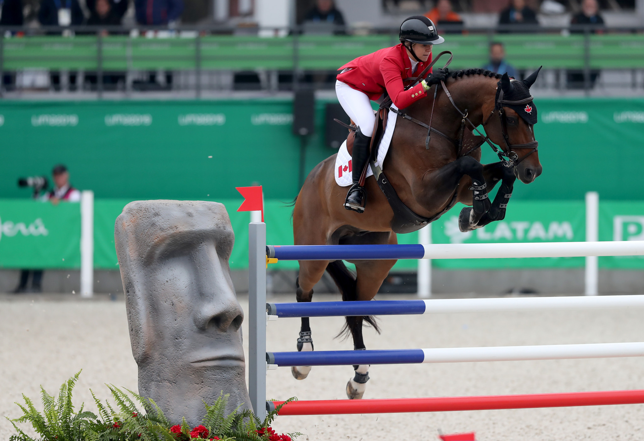Canada showjumping spot at Tokyo 2020 in doubt after positive drug test