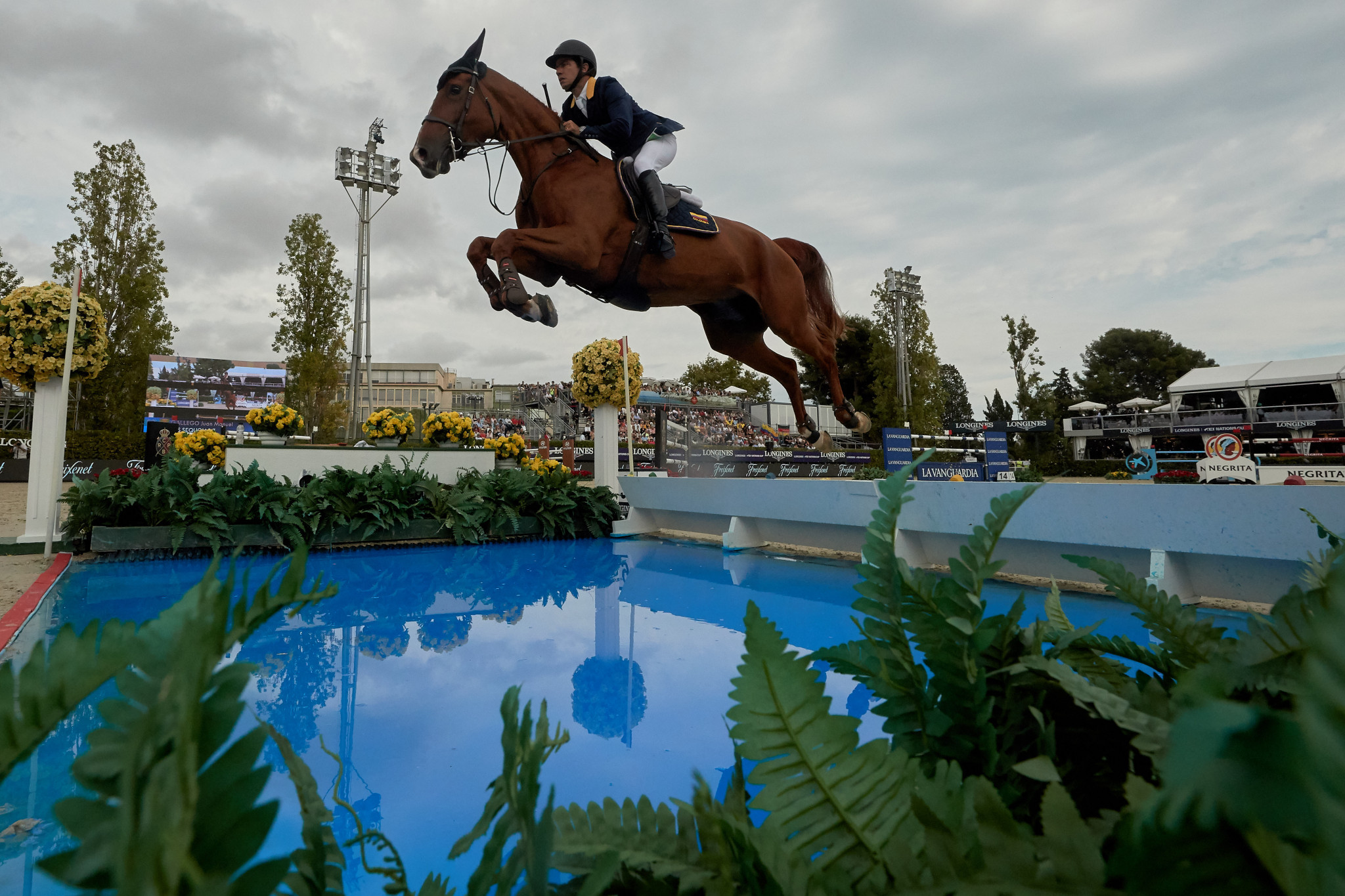 The FEI Board approved rules for the 2020 FEI Jumping Nations Cup ©Getty Images