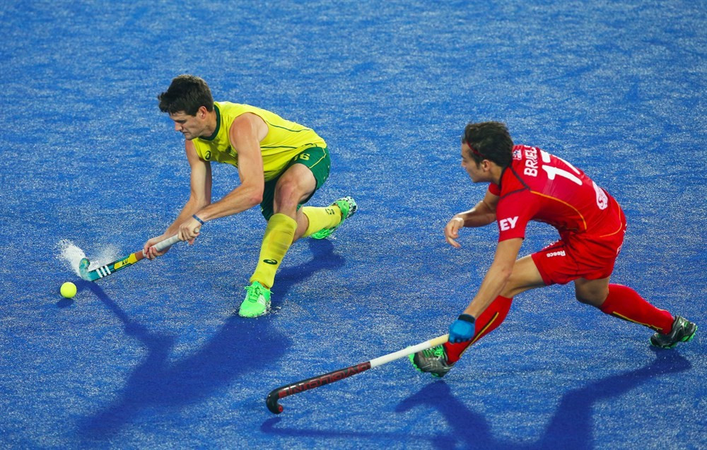 Australia, Britain and The Netherlands all on target at FIH World League Final as Germany held again