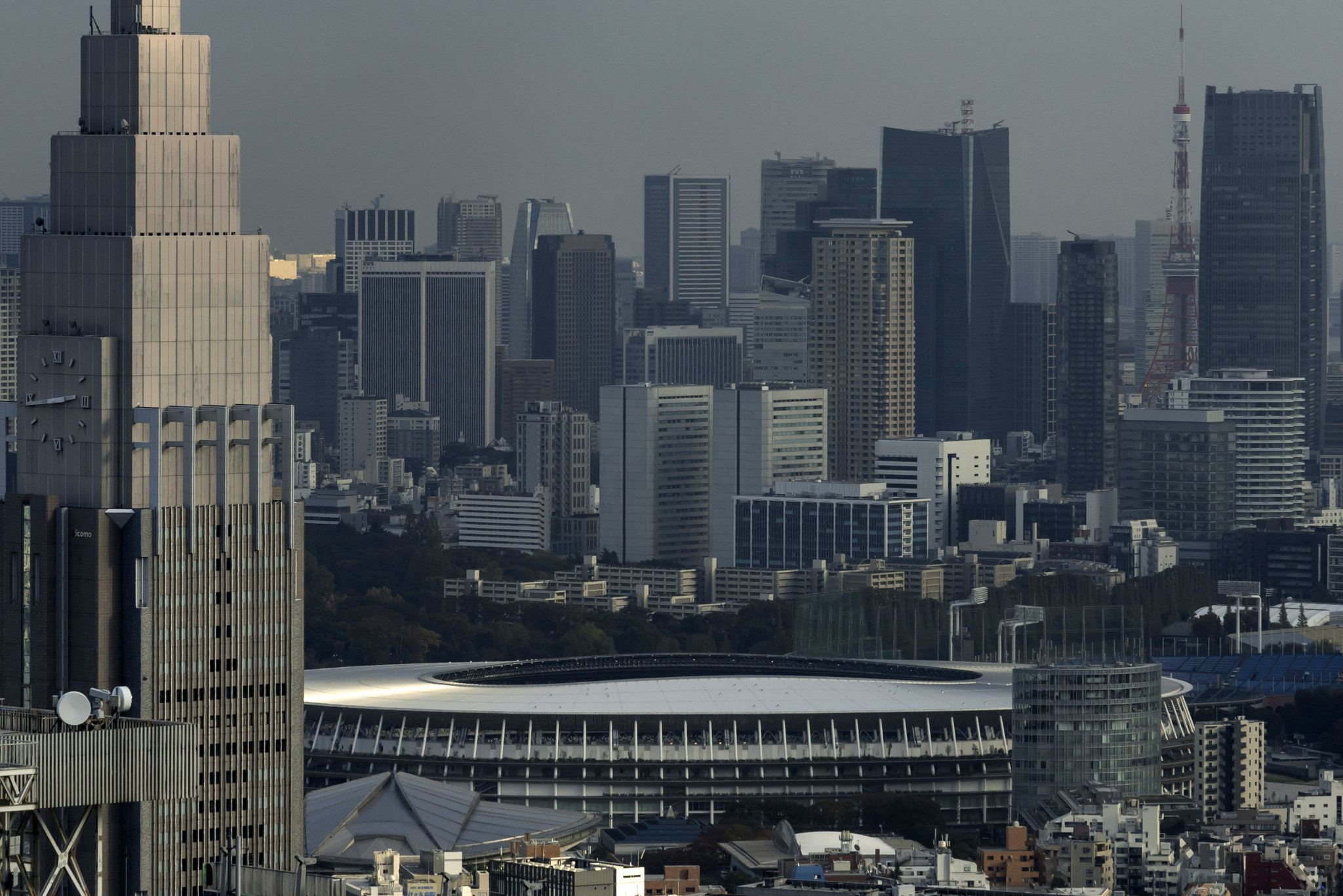 Remains of 187 bodies uncovered near Olympic Stadium for Tokyo 2020