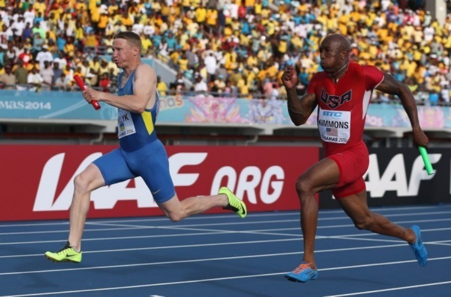Bahamas has hosted the first two editions of the IAAF World Relays in the 15,000-seater Thomas A Robinson stadium ©Getty Images