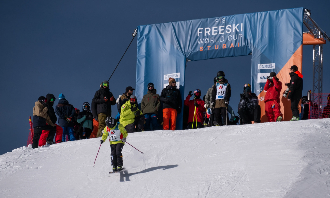 A disappointing forecast for the weekend led to the inevitable cancellation in Stubai ©FIS