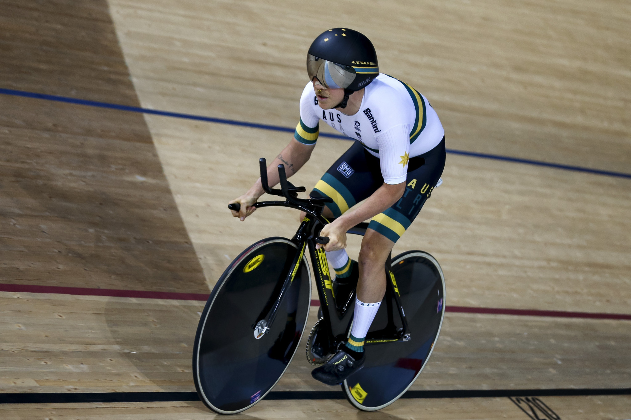 Defending champions headline Australia squad for UCI Para Cycling Track World Championships