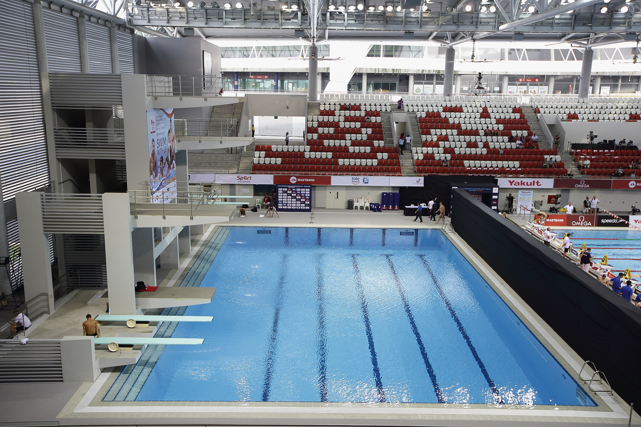 FINA Diving Grand Prix series to reach conclusion in Singapore