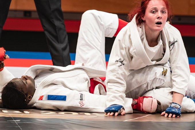 Russia shine on day six of Ju-Jitsu World Championships