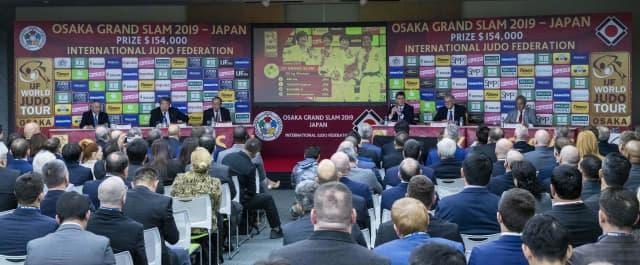Japanese world champions hoping to star at IJF Grand Slam in Osaka