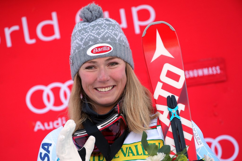 Olympic champion bounces back from giant slalom disappointment with gold at Alpine Skiing World Cup