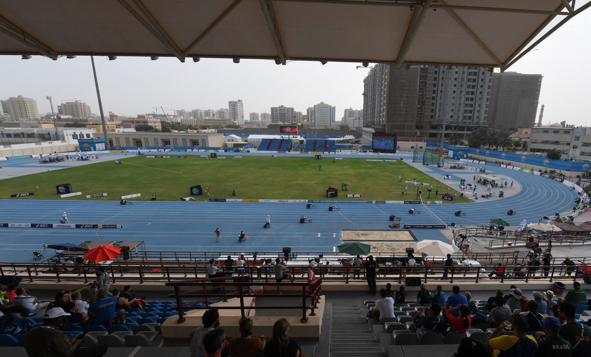 The Dubai Club for People of Determination will be the venue for the season-opening World Para Athletics Grand Prix in 2020 ©Getty Images