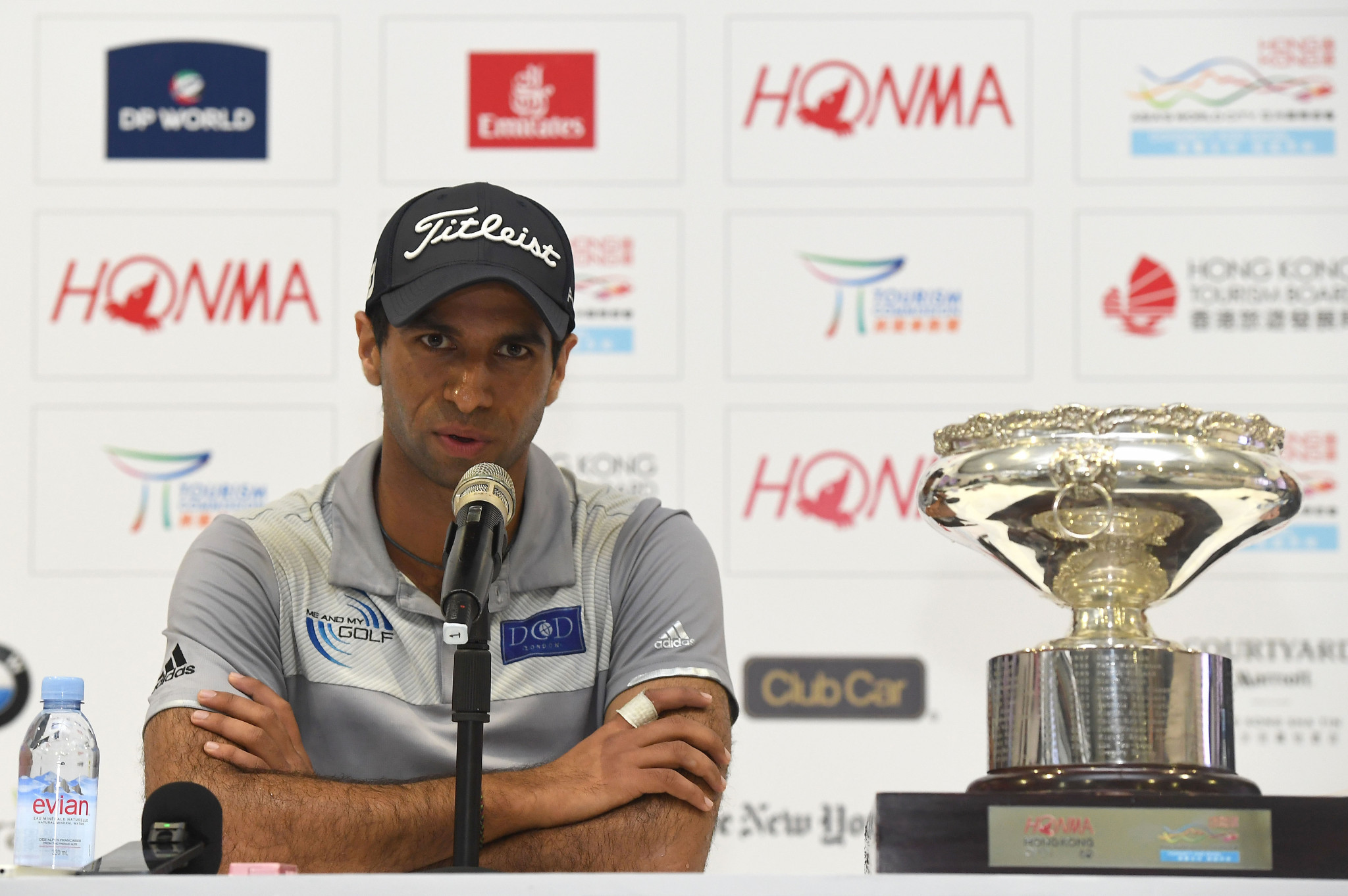 Golf's Hong Kong Open cancelled by European Tour