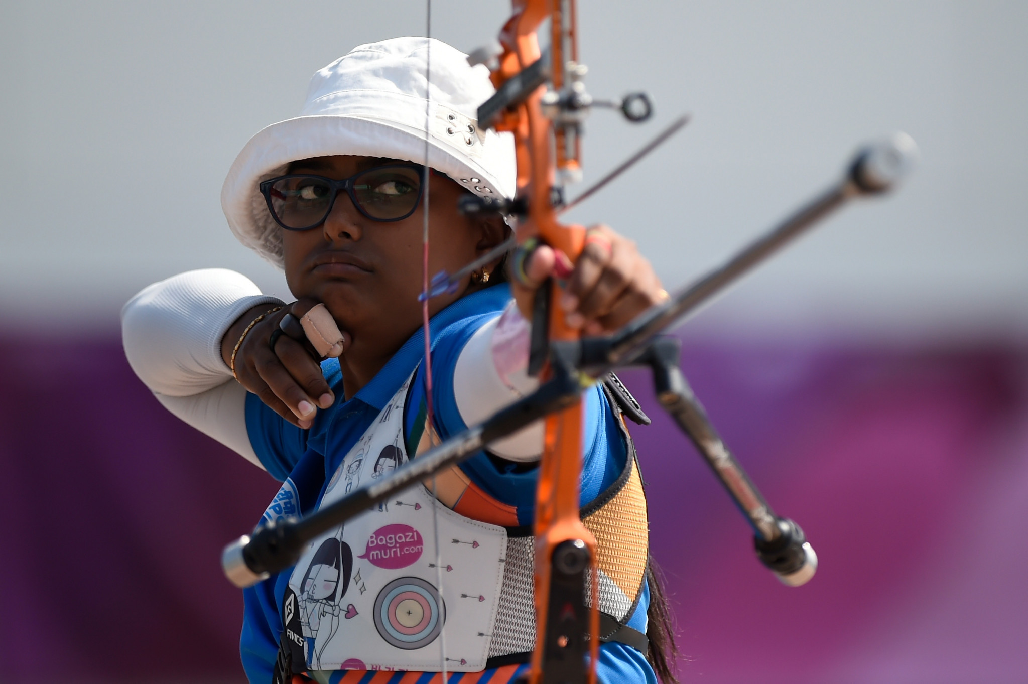 Deepika Kumari will be among those representing India at the Asian Archery Championships ©Getty Images