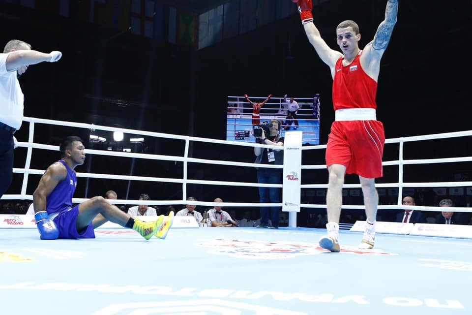 Russia this hosted successful AIBA World Men and Women's World Championships in Yekaterinburg and Ulan Ude respectively and has proposed staging a World Cup in 2020 ©Russian Boxing Federation