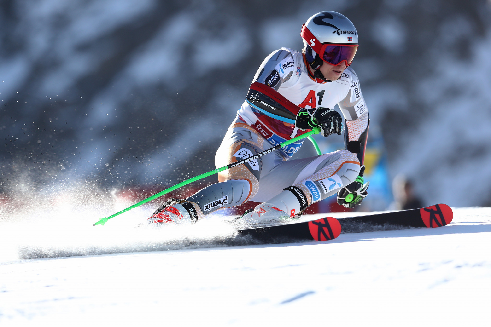 Henrik Kristoffersen of Norway will be among the main contenders in the men's event ©Getty Images