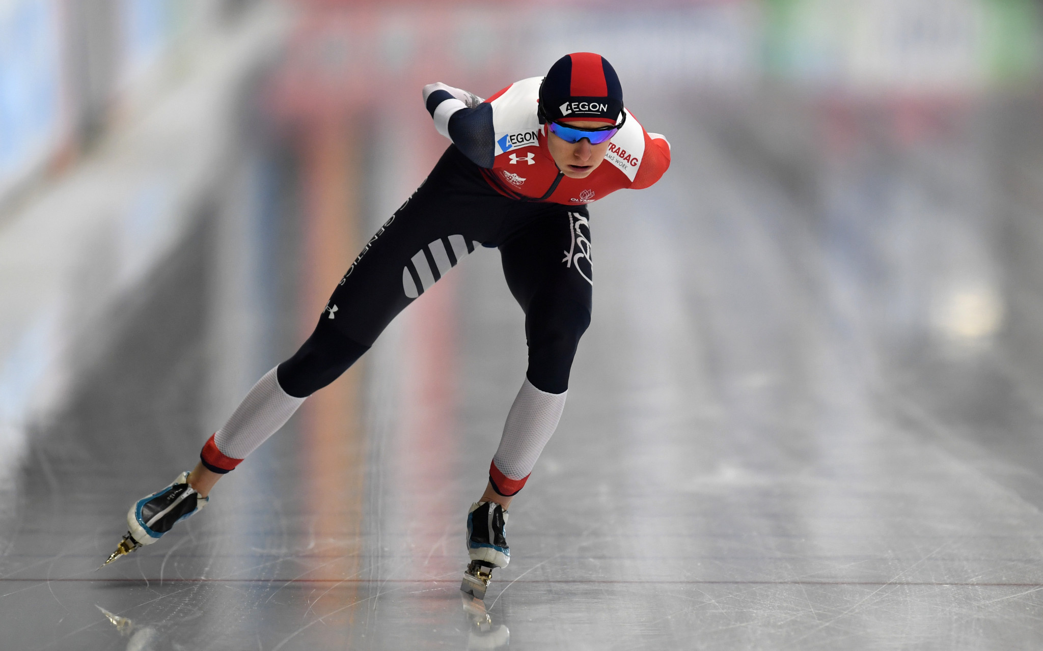 Sáblíková lowers track record at ISU Speed Skating World Cup in Poland
