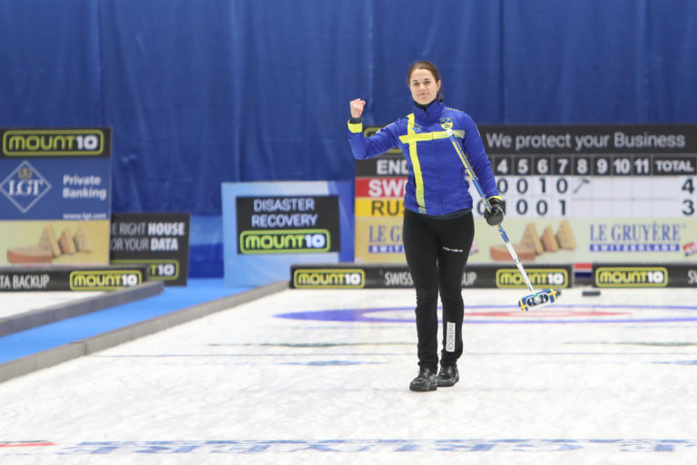 Sweden to meet Scotland in women's final at European Curling Championships