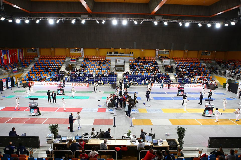 Top seeds learn last-64 opponents at FIE World Cups