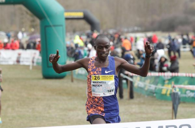 Rotich the man to beat at Alcobendas Cross Country Permit series