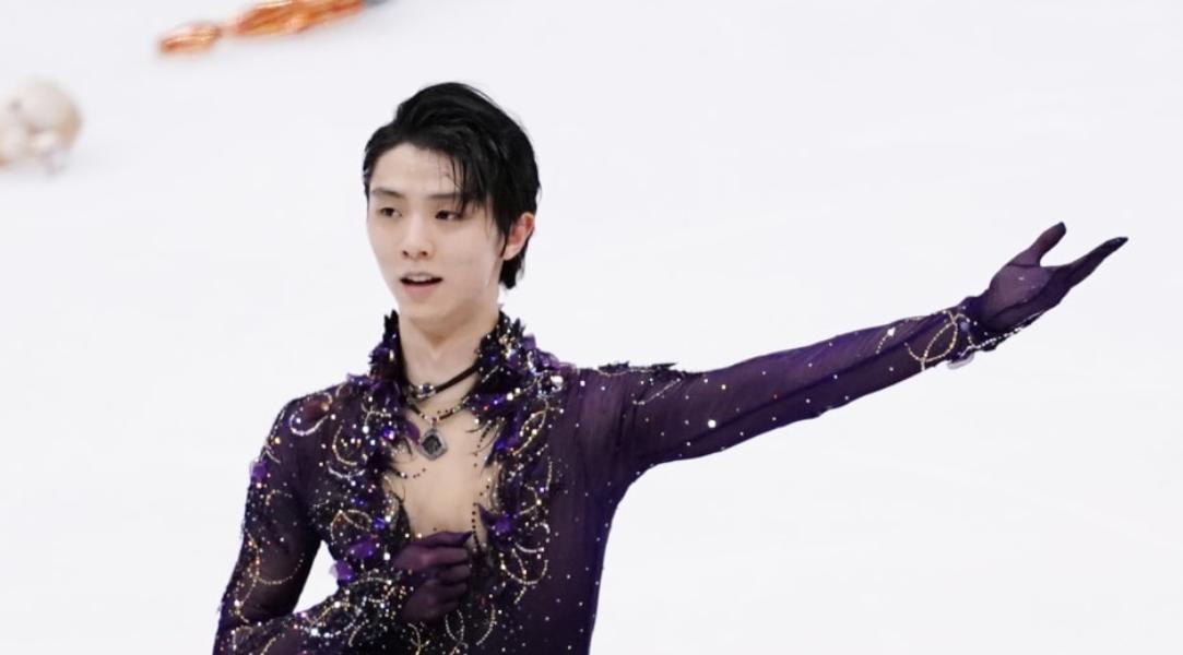 Hanyu flies high at NHK Trophy in Sapporo