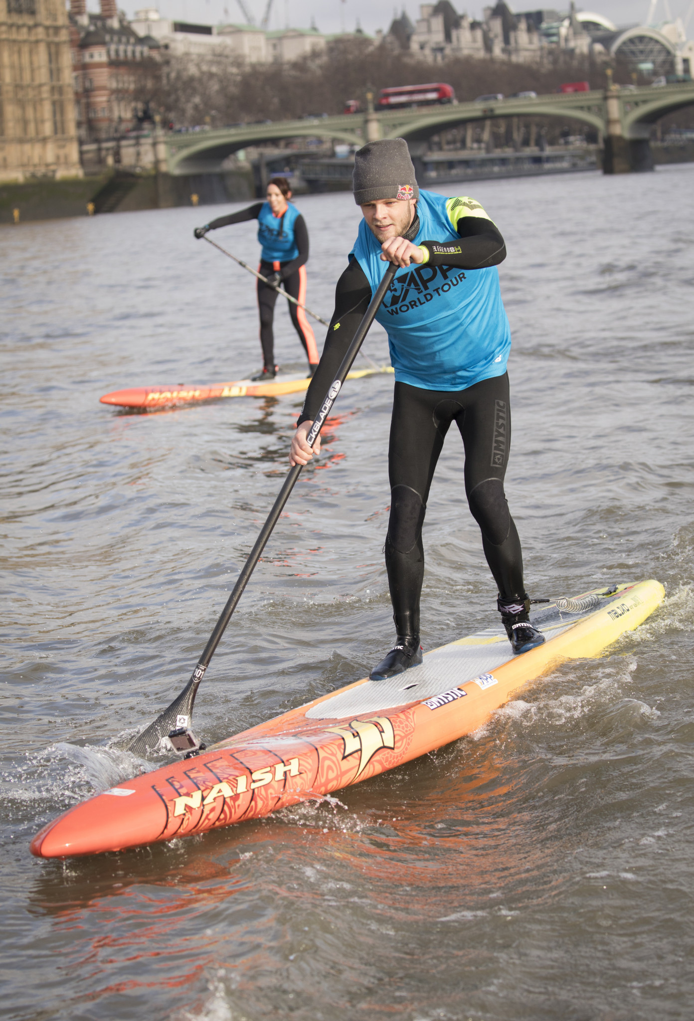 Steinfath targets sixth world title at ISA World Stand-Up Paddle and Paddleboard Championship