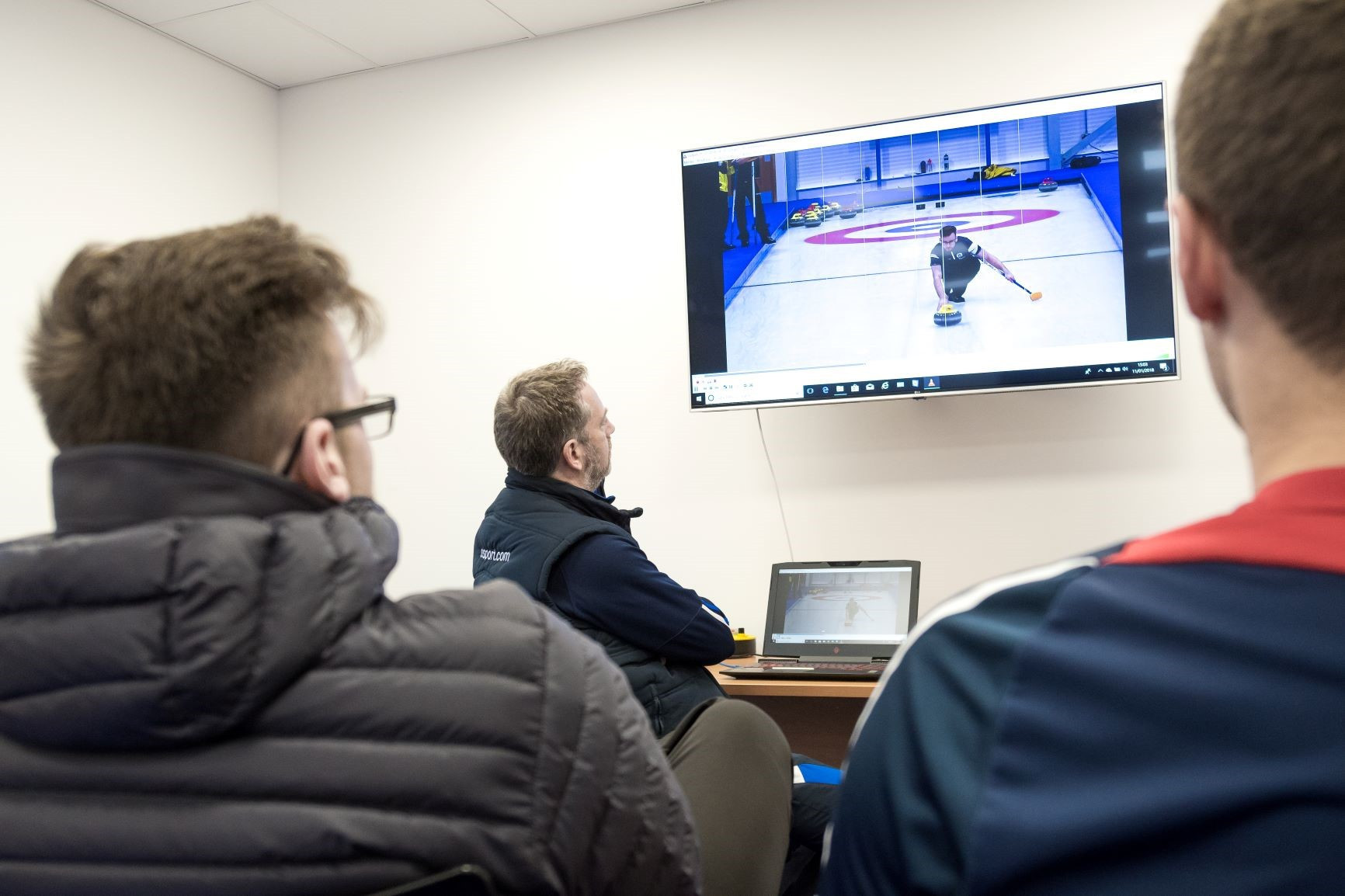 Sports analysis camera deal to bolster British Curling's Beijing 2022 hopes