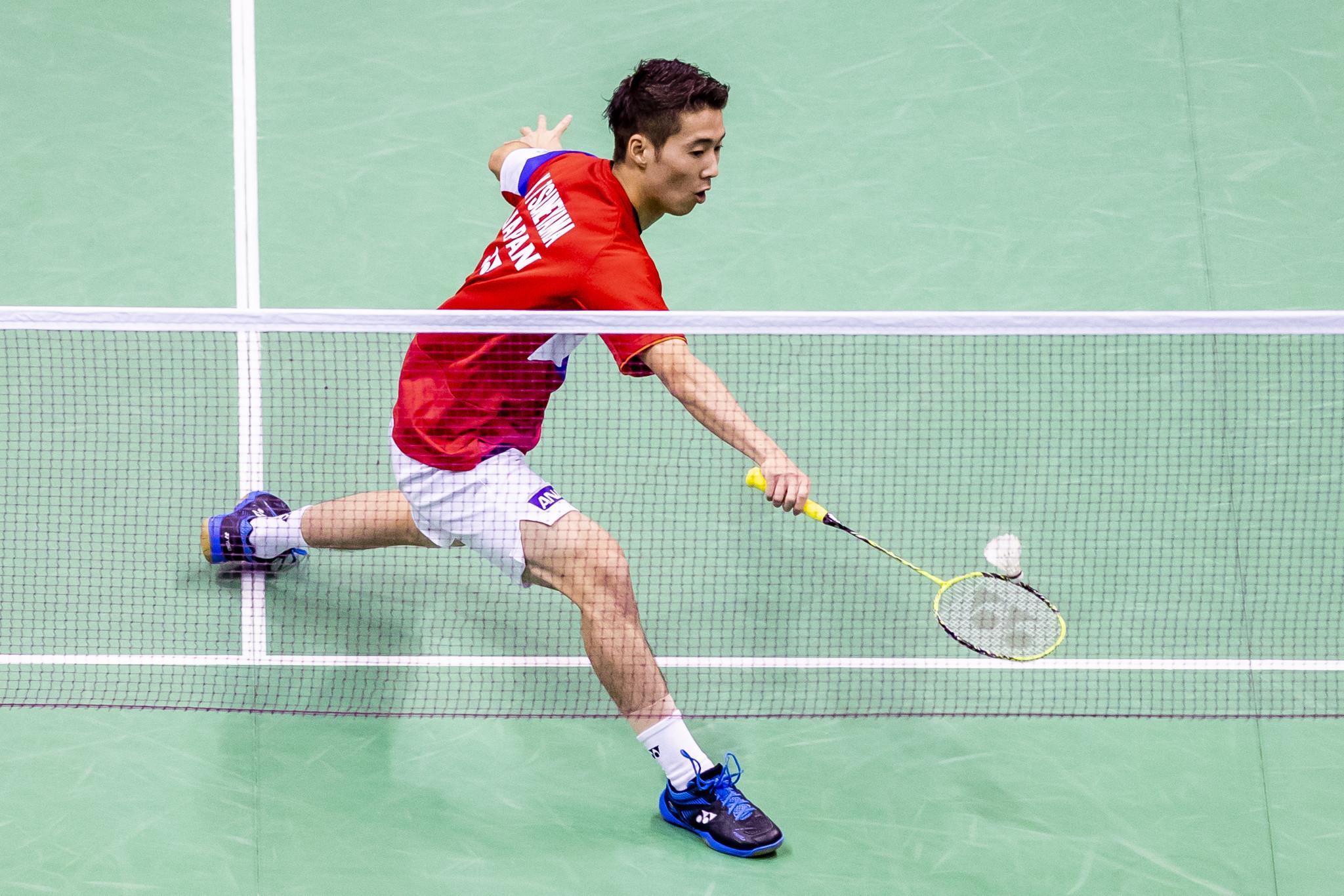 Tsuneyama beats double Olympic gold medallist Lin to lift BWF Korea Masters title