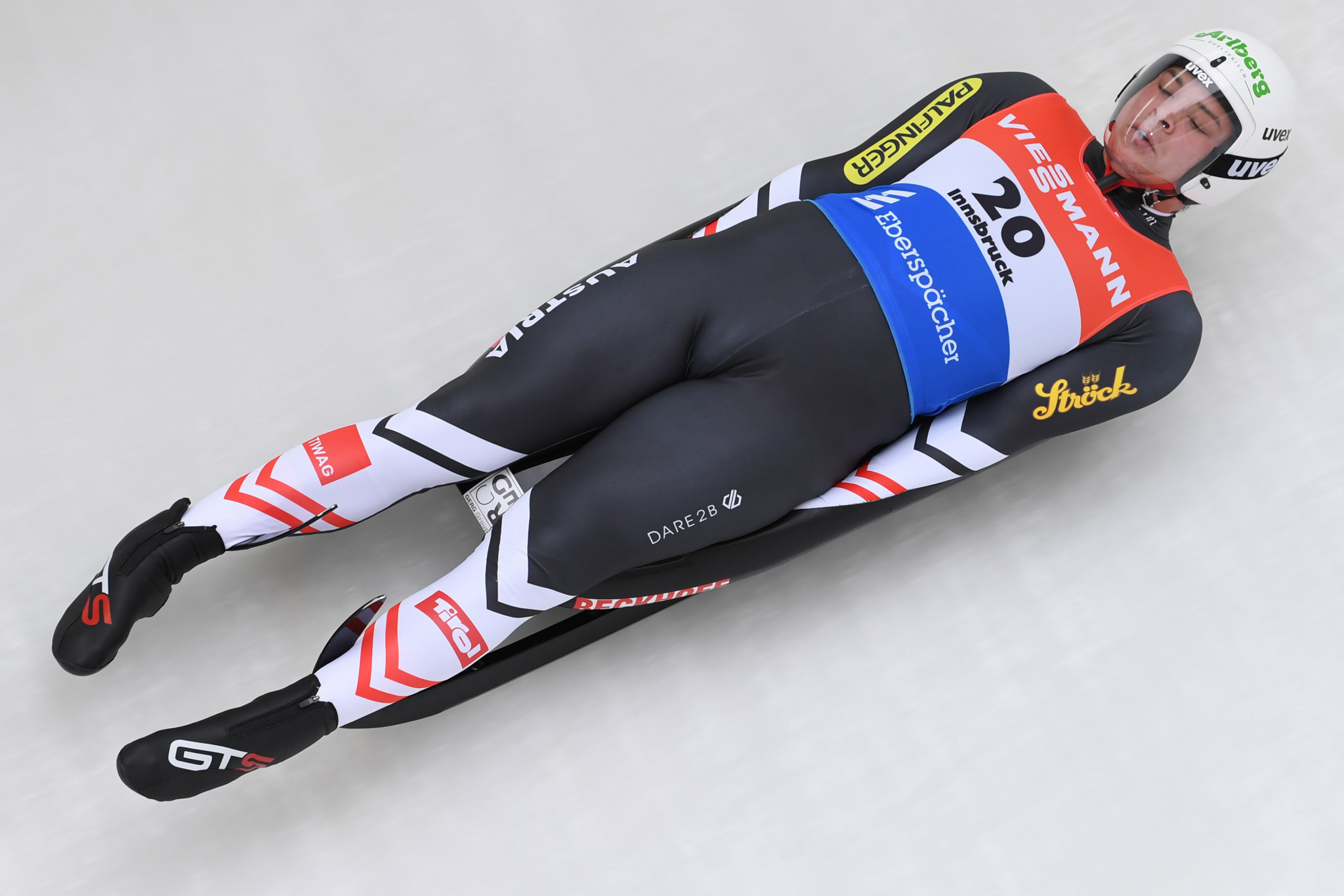 Müller wins opening men's event of Luge World Cup season