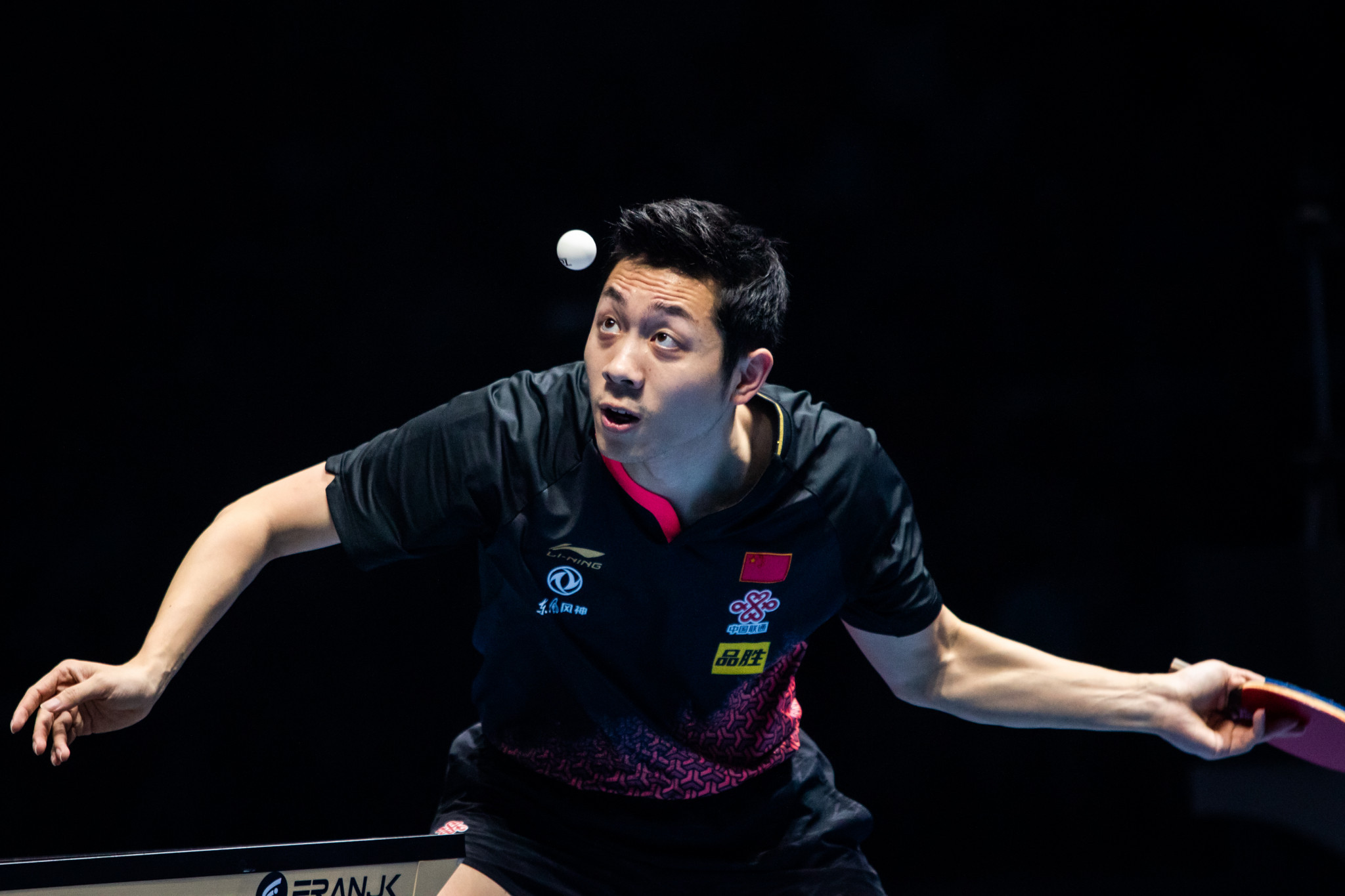 Xu defeats young talent Lin to win Singapore Seamaster T2 Diamond 2019