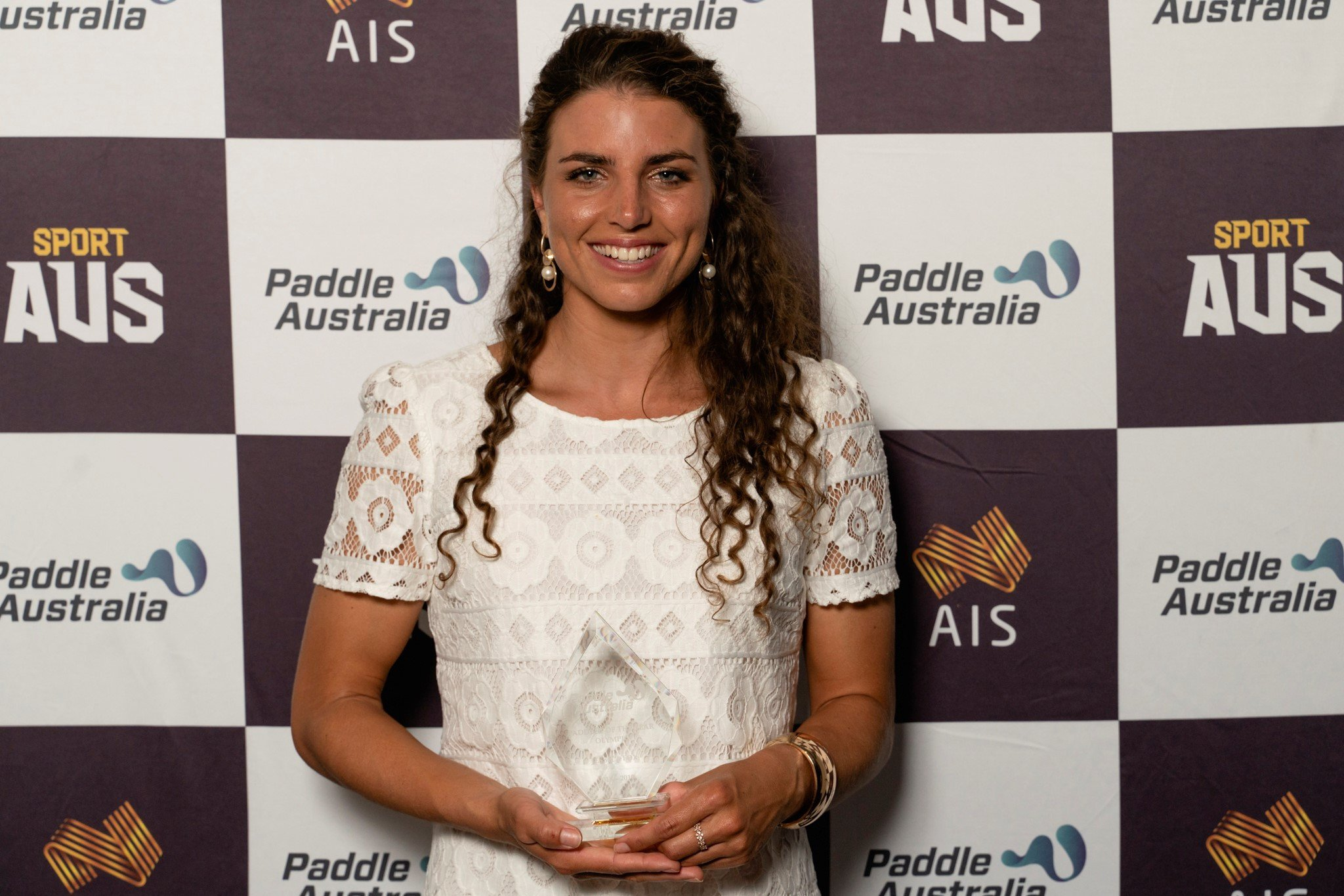 Jessica Fox was crowned as the 2019 Paddler of the Year by Paddle Australia ©Paddle Australia