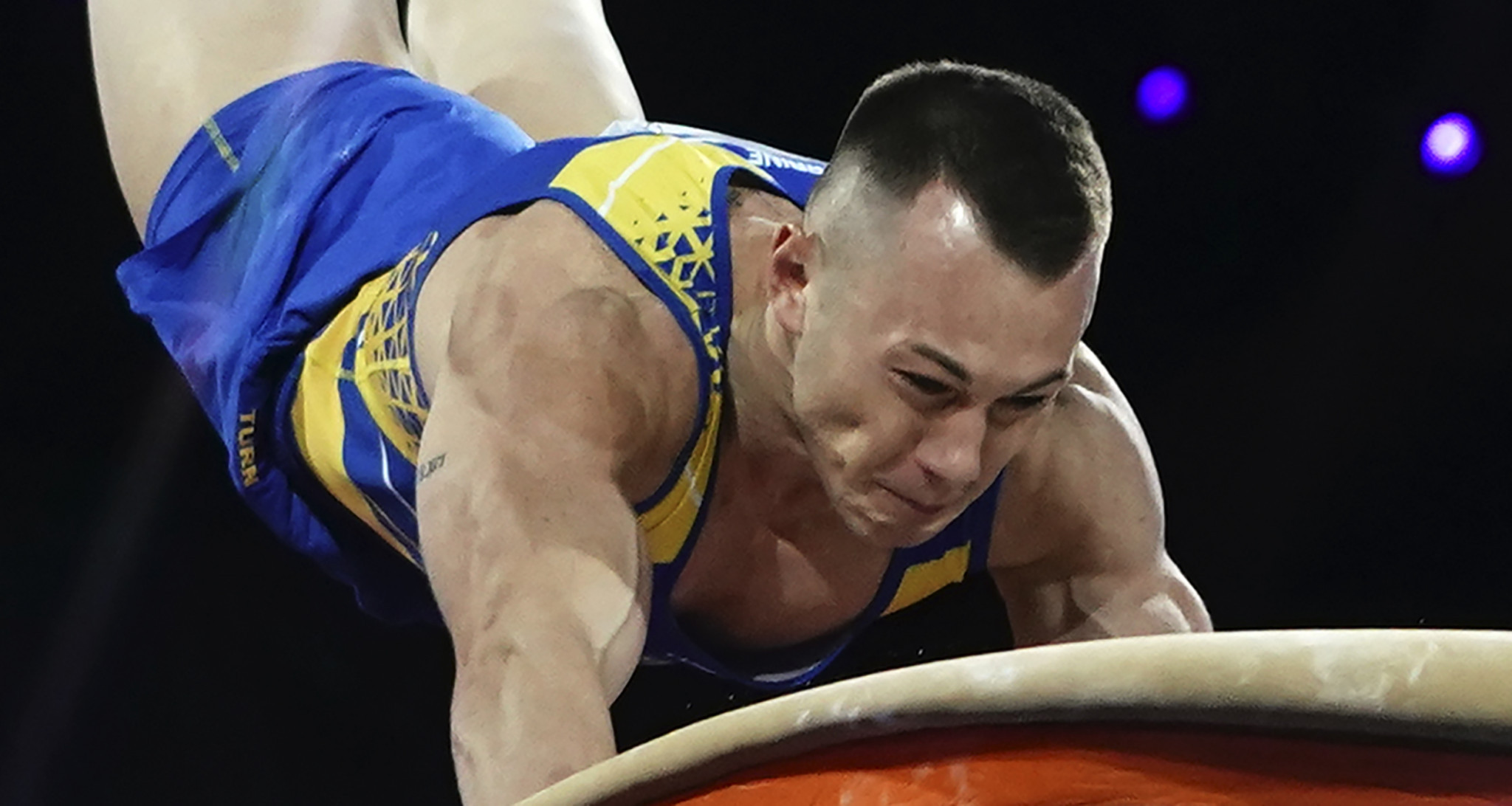 Japanese and Ukrainian gymnasts dominate final day of FIG Apparatus World Cup in Cottbus