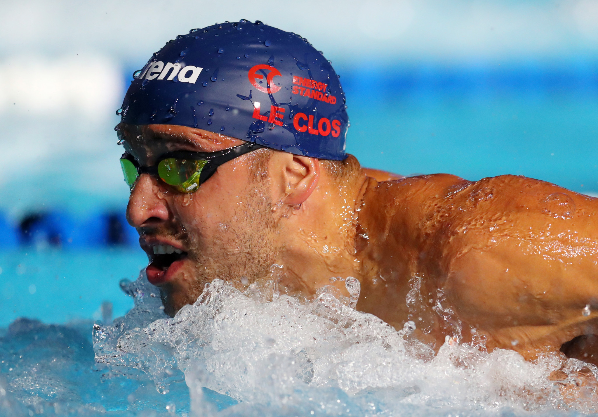 Chad Le Clos helped Energy Standard to win the European event ©Getty Images