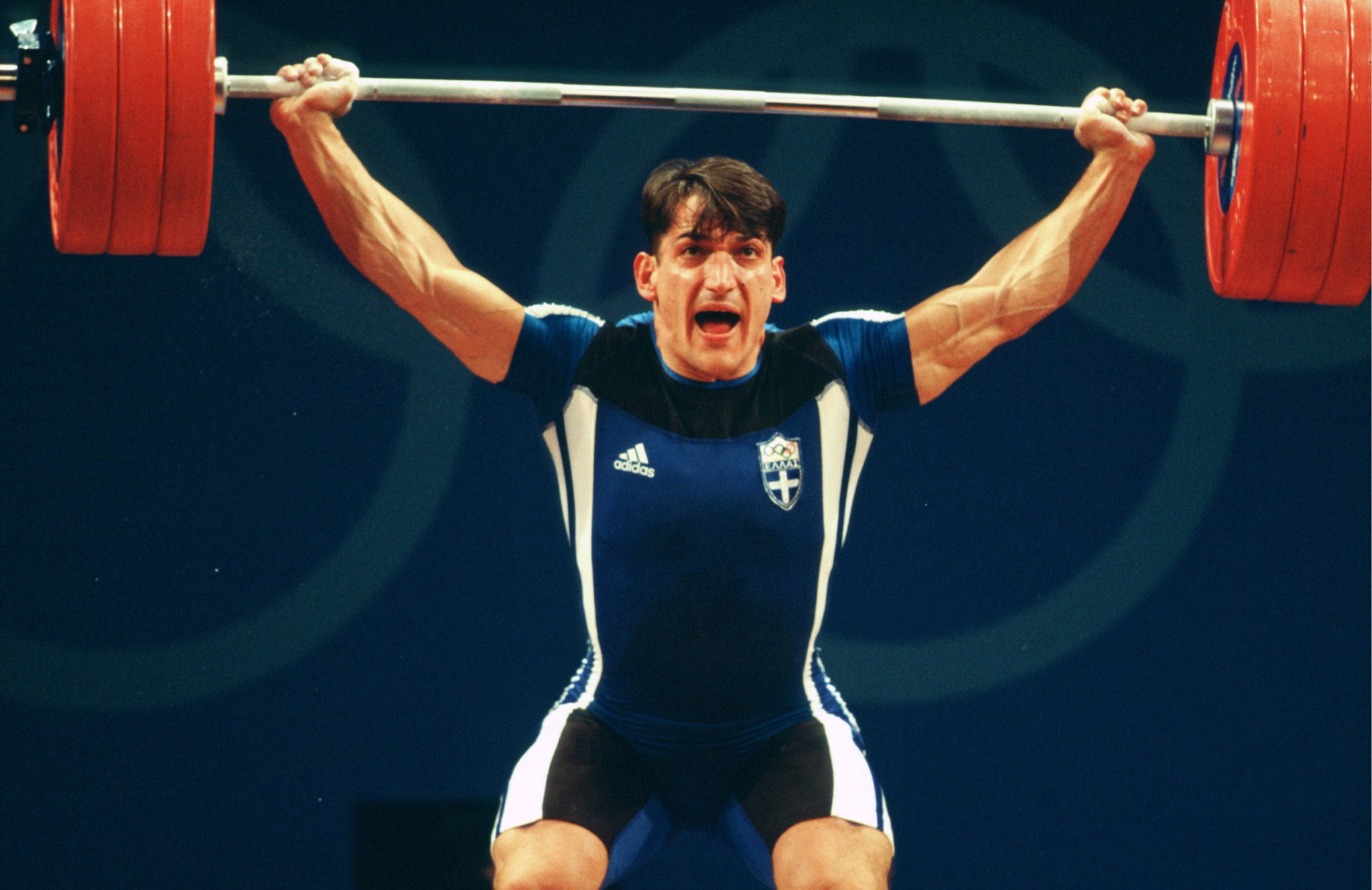 Three-time Olympic champion Pyrros Dimas will share his experience at the Golden Gala ©Getty Images