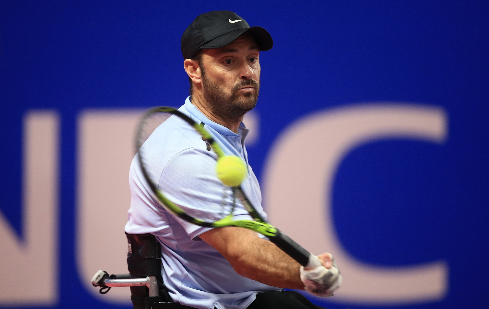Wagner fights back to reach 14th NEC Wheelchair Singles Masters final