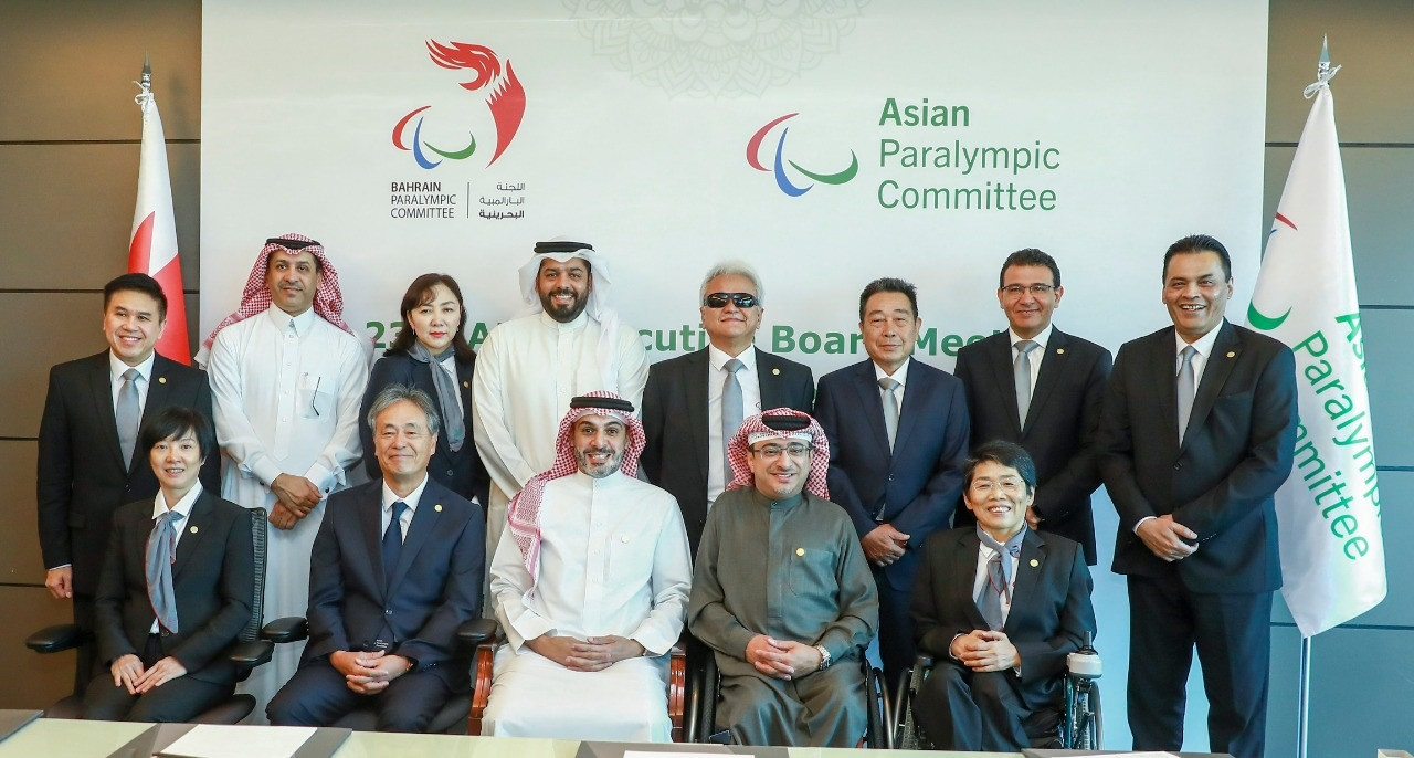 Asian Paralympic Committee Executive Board approves strategic plan