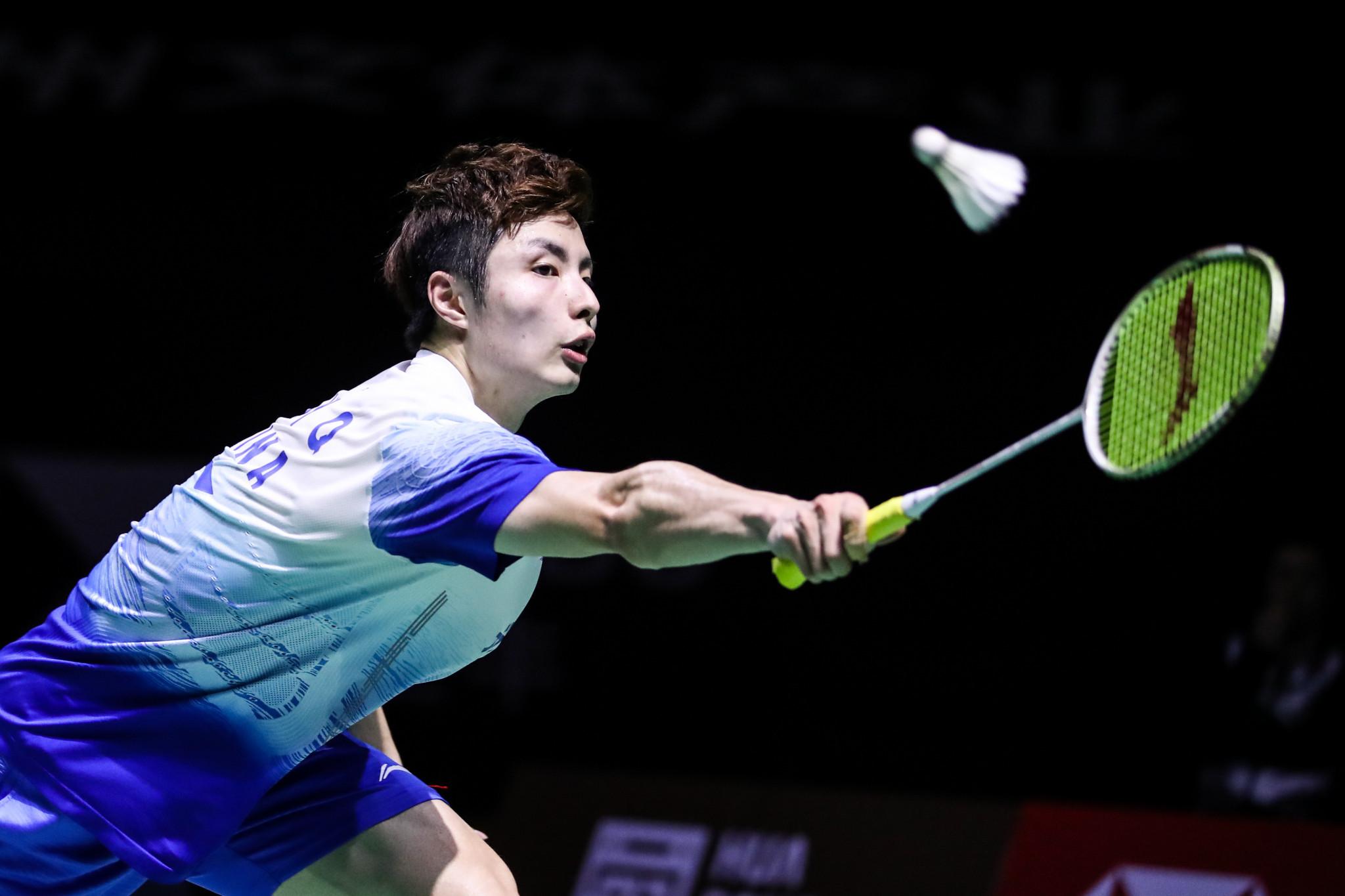 Shi seeks fifth BWF World Tour title at Syed Modi International Championships