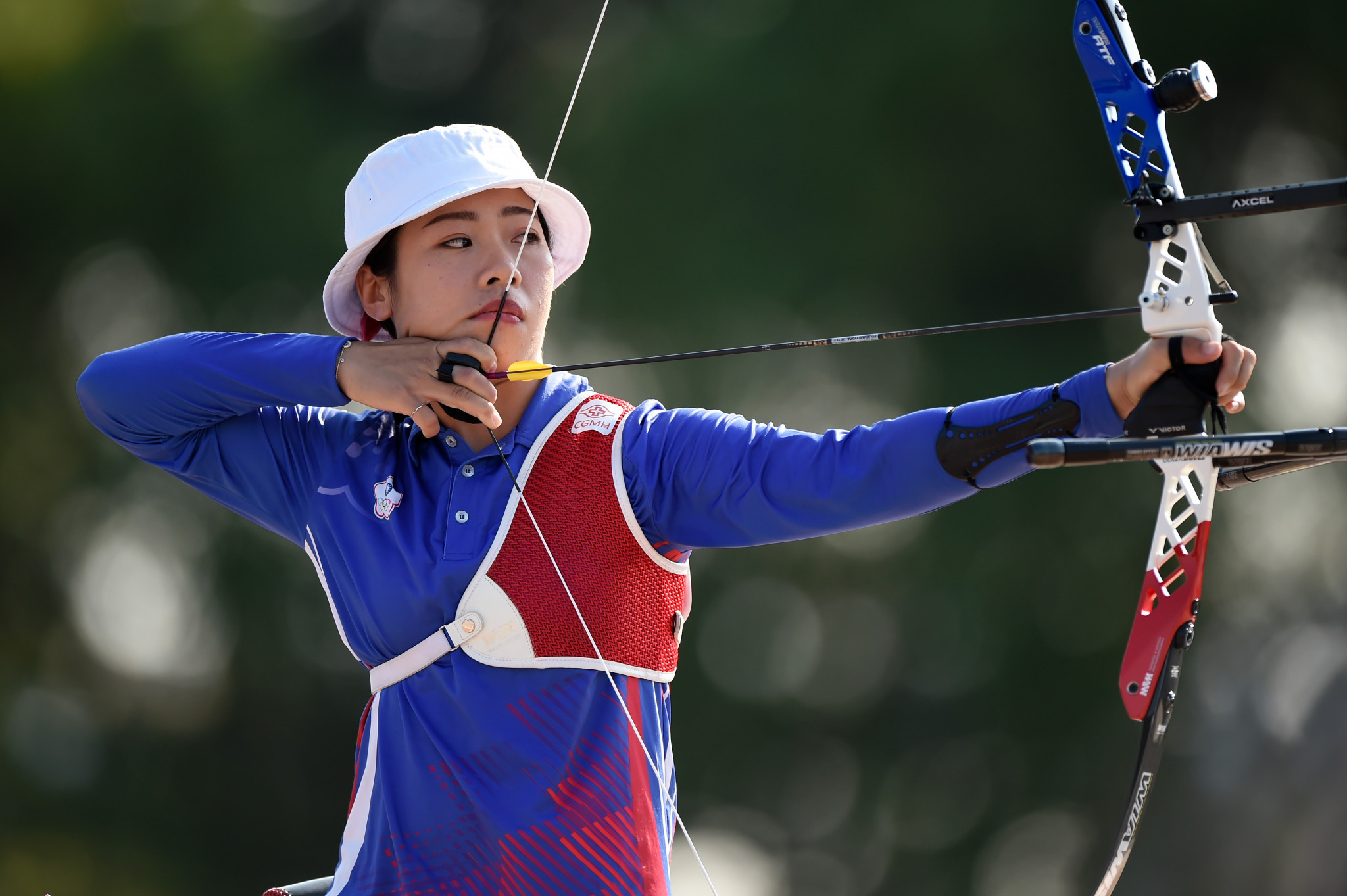 Chinese Taipei reach team finals at Asian Archery Championships