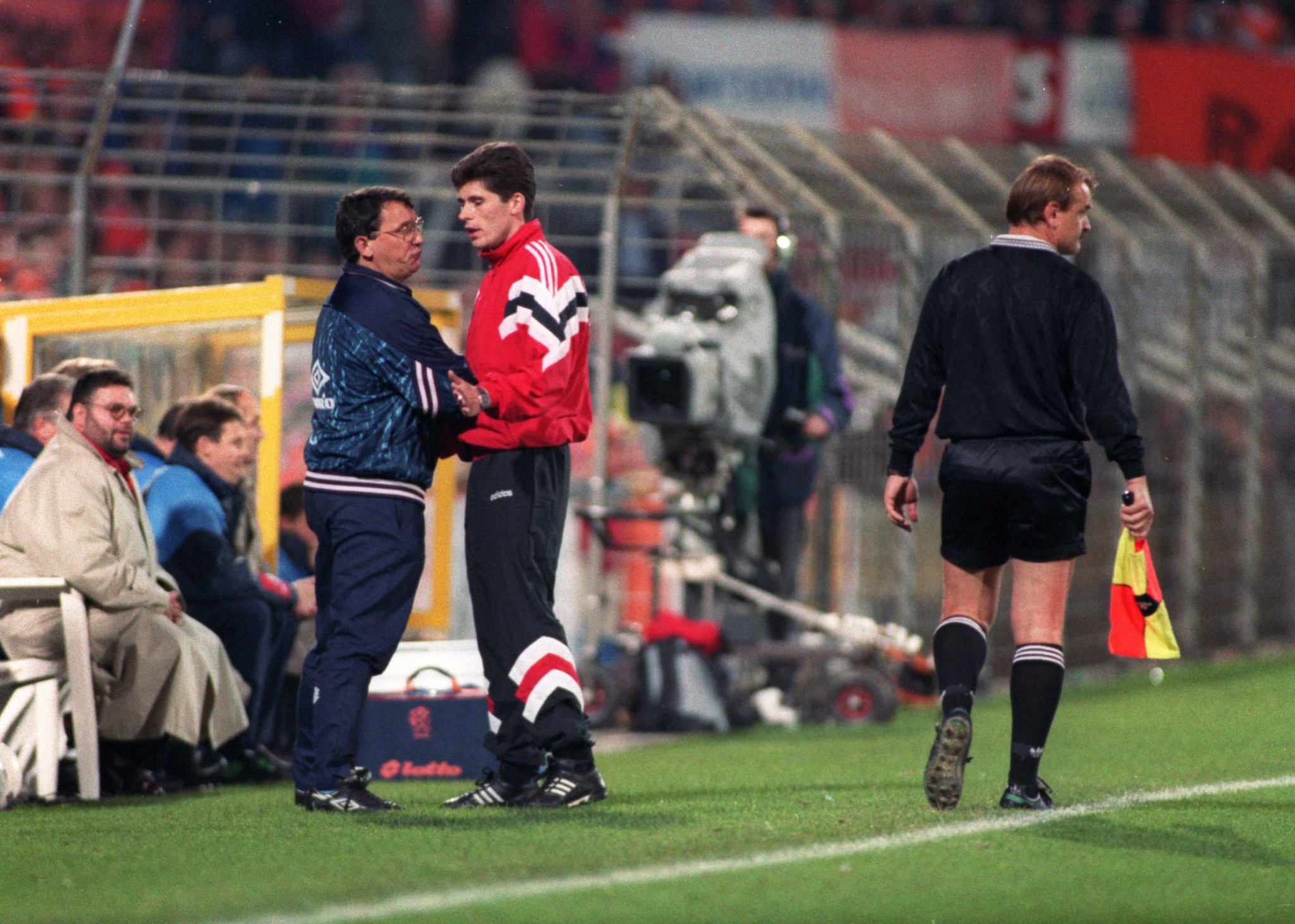 Graham Taylor was the focus of the documentary An Impossible Job ©Getty Images
