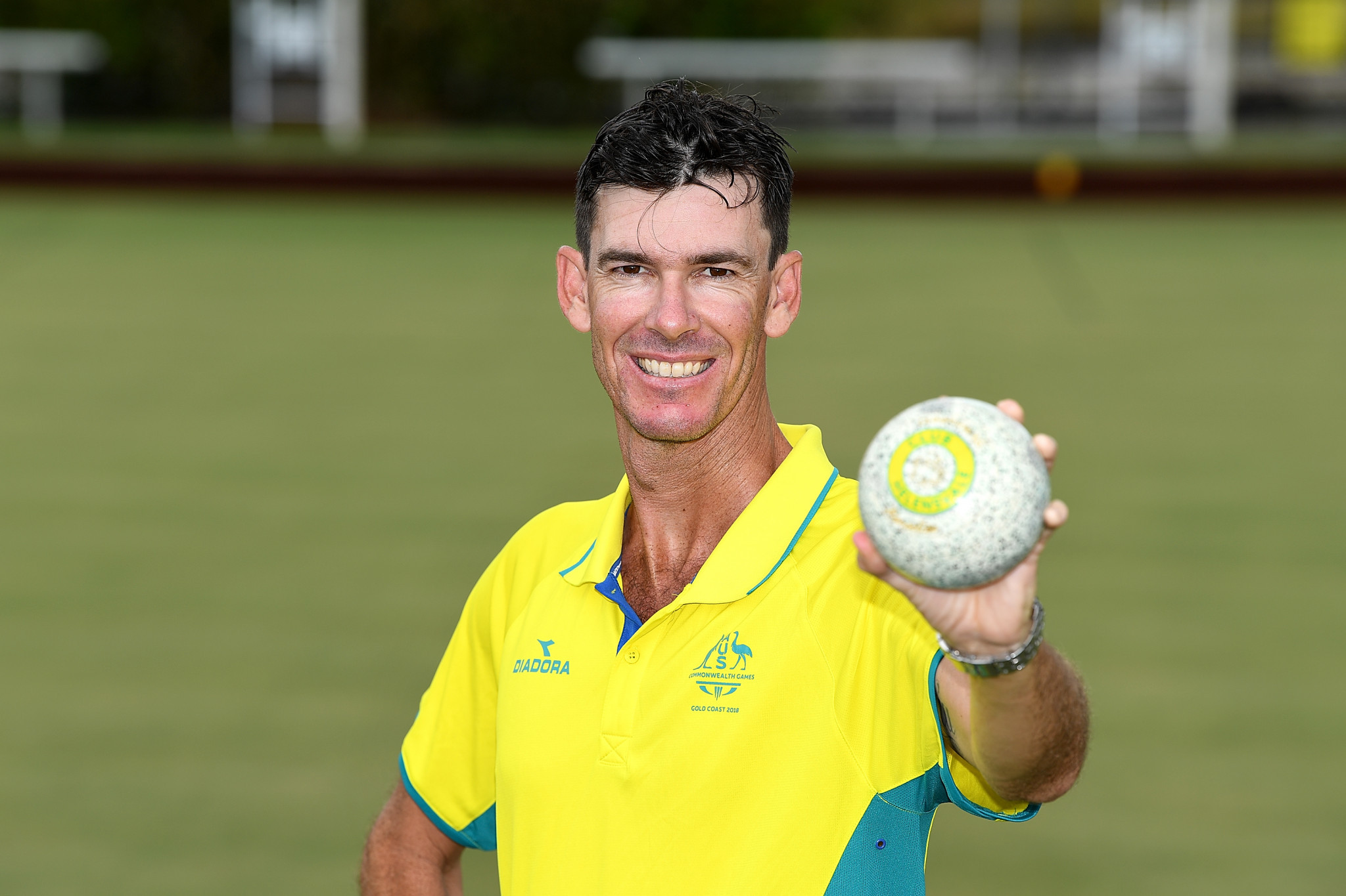 Nathan Rice of Australia retired from his international career at this month's Multi-Nations ©Getty Images