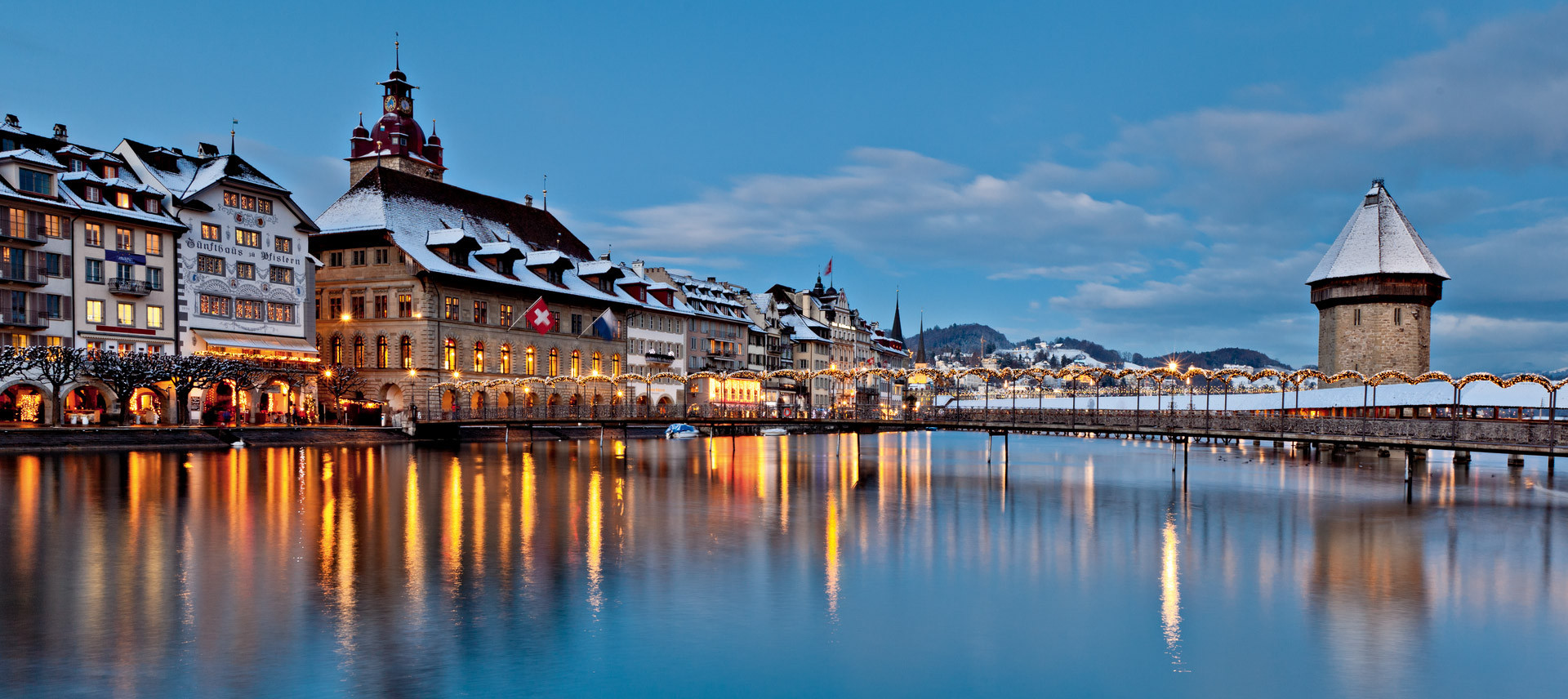 Lucerne will host the next edition of the Winter Universiade in January 2021 ©FISU