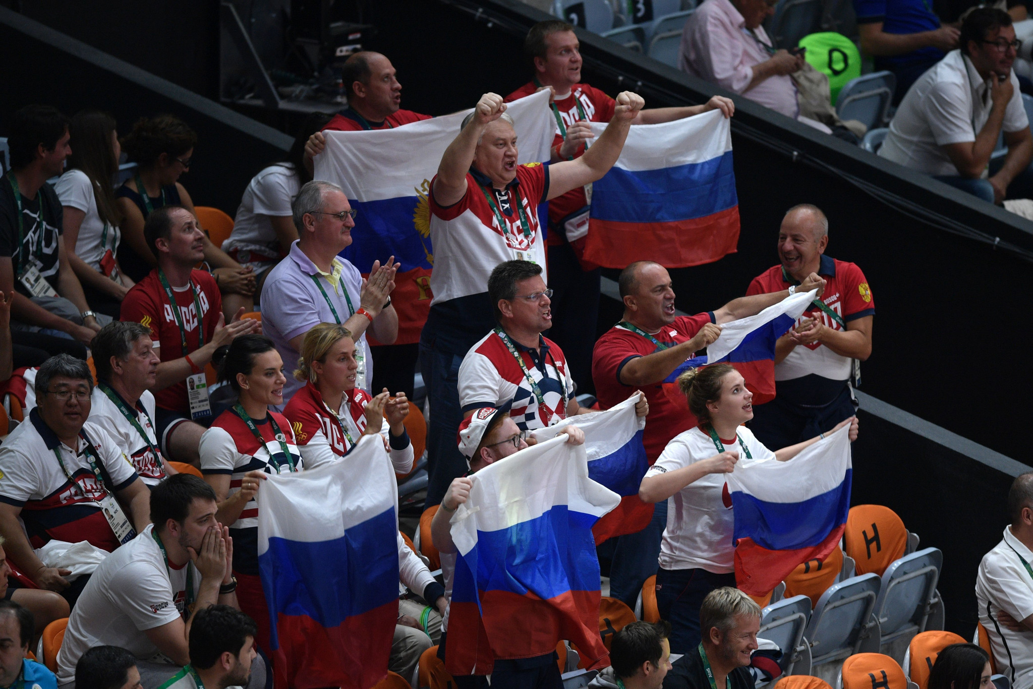 Russia are facing a potential four-year sanction following the recommendation of the WADA Com©Getty Images