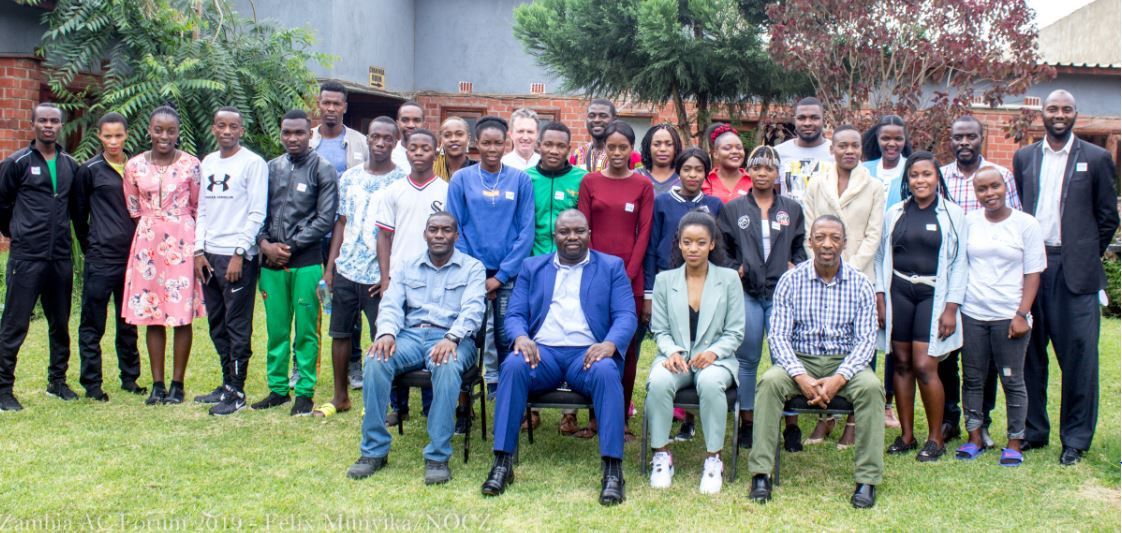 NOCZ strategic plan to improve support for Zambian athletes