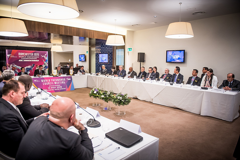 World Taekwondo Council to meet in Moscow with evolution and innovation key themes