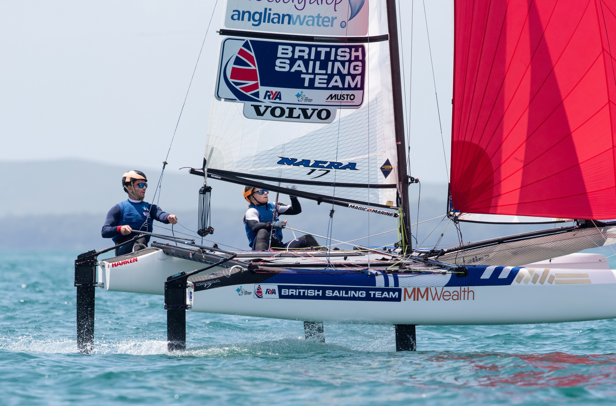 British Youth Sailing and British Sailing Team join forces to launch Sail From Home project
