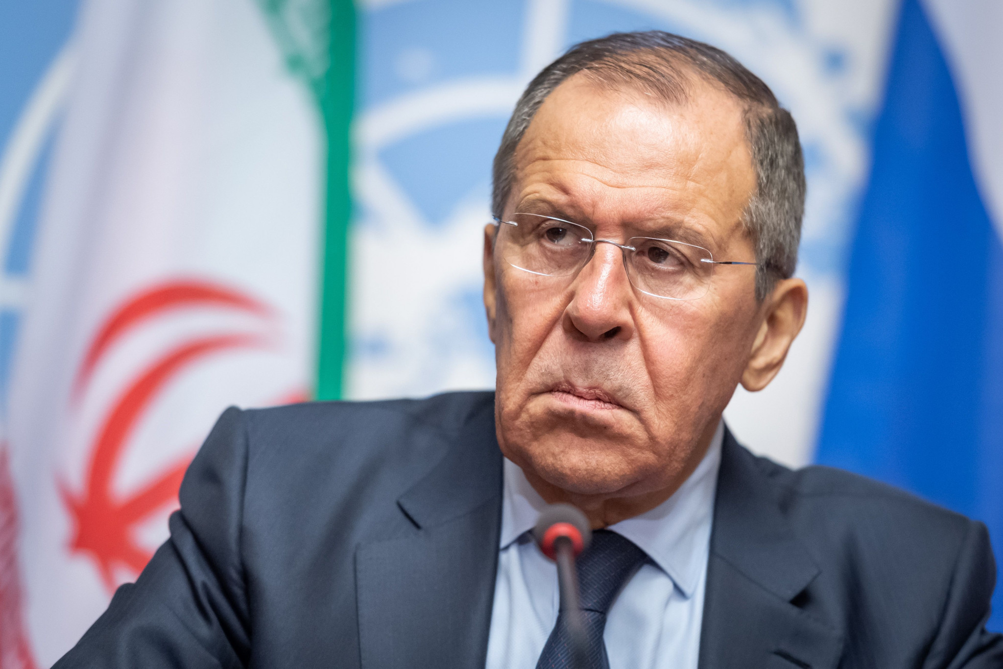 Russian Foreign Minister Sergey Lavrov has warned against
