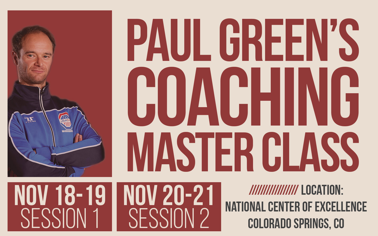 USA Taekwondo hold two-session coaching master class in Colorado Springs