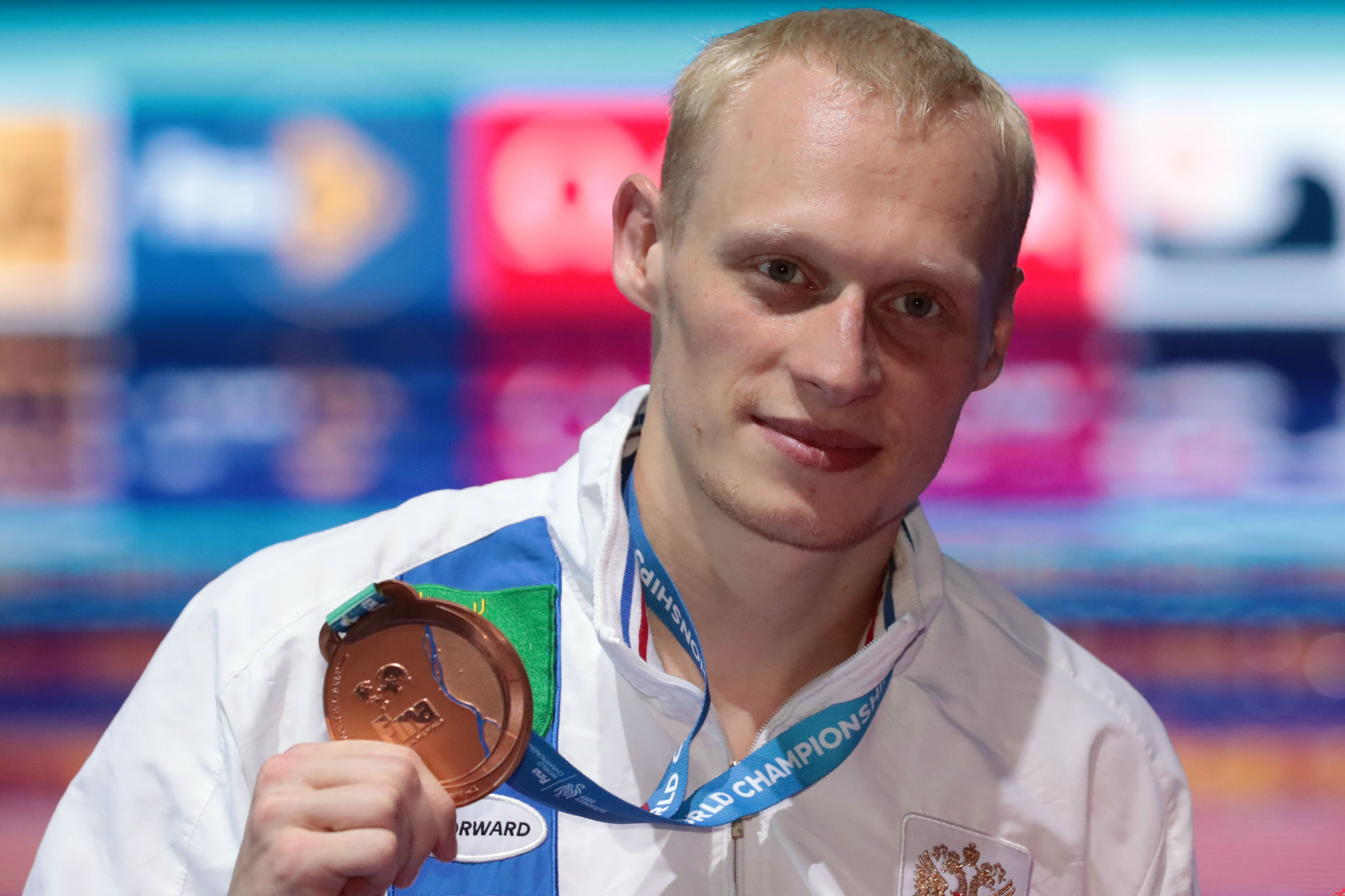 Russian Olympic diving gold-medallist Zakharov banned for 18 months