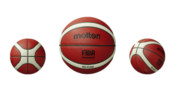 Model of official ball for Tokyo 2020 wheelchair basketball unveiled