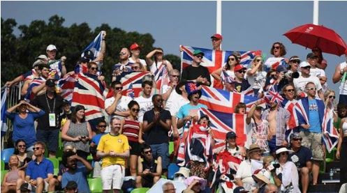 British Olympic supporters are being offered the chance to gain a unique experience at the Tokyo 2020 Olympic Games ©Team GB