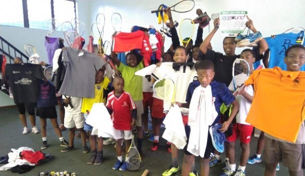 Proceeds from this year's World Squash Day auction will go towards the Professional Squash Association Foundation ©PSA