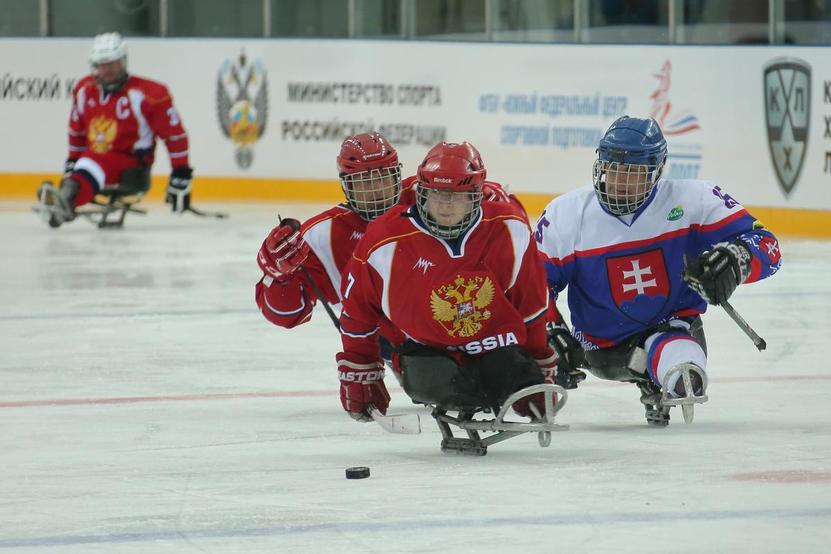 World Para Ice Hockey Championships A-Pool teams decided for 2021