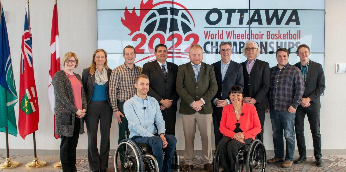 Ottawa launches bid for 2022 Wheelchair Basketball World Championships